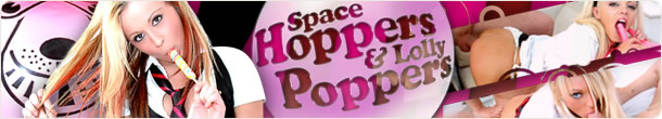 Space Hoppers & Lolly Poppers